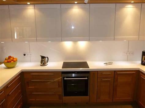 cuisine bois et blanc laqu 233 le bois chez vous