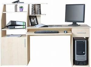 Schreibtisch Mit Druckerfach : pc schreibtisch don mit tastaturauszug kaufen otto ~ Michelbontemps.com Haus und Dekorationen