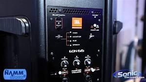 Jbl Eon 615 Portable Speaker