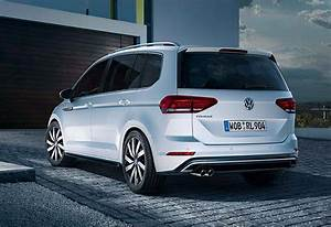 Volkswagen Touran R Line : 2016 volkswagen touran r line no other mpv could get sportier than this ~ Maxctalentgroup.com Avis de Voitures