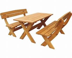 Gartenmöbel Set 8 Personen : gartenm bel set bavaria kiefer 6 sitzer 3 teilig braun bei hornbach kaufen ~ Orissabook.com Haus und Dekorationen