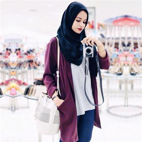 styles hijab les  tendances sur instagram astuces hijab