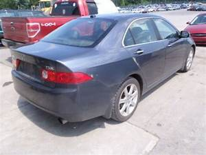 Buy Used 2005 Acura Tsx 6 Speed Manual Navigation Leather