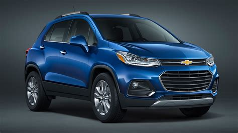Small Chevrolet Suv by 2017 Chevrolet Trax Compact Suv Spotted In Malaysia Image