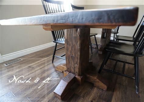 flooring kitchener ontario reclaimed wood pedestal table in kitchener ontario home 1011