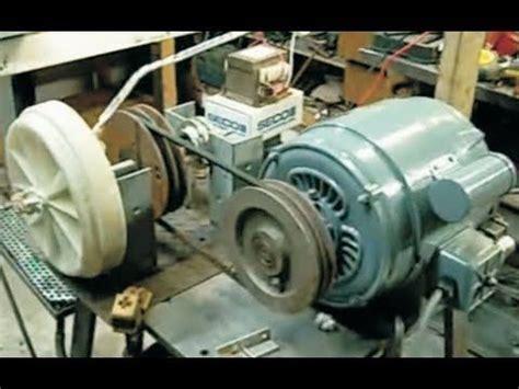 kw  running  electricity generator