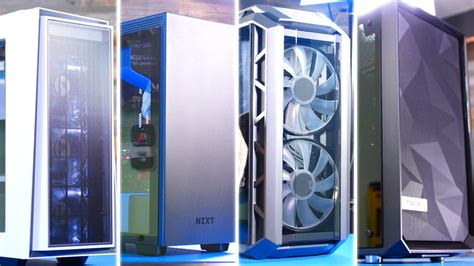 best airflow fans 2017 the best pc cases of 2017 awards for airflow noise