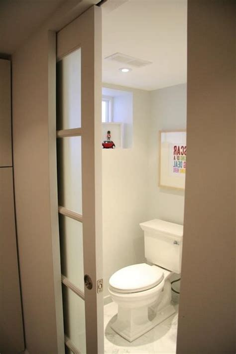 show    pocket doors  bathrooms