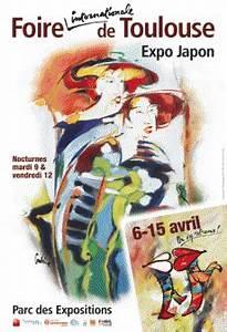 Foire De Toulouse : foire de toulouse expo japon visites midi pyr n es ~ Mglfilm.com Idées de Décoration
