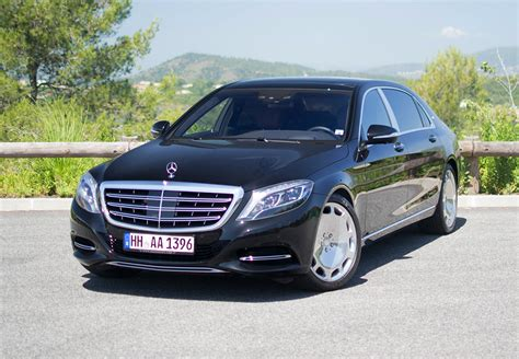 Rent Mercedes Maybach