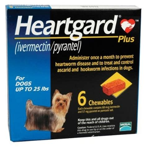 heartgard  chewables  dogs    lbs blue