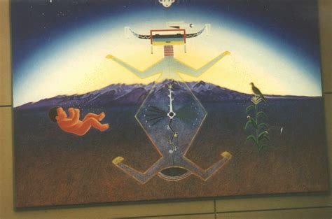 Denver International Airport Murals Explained by The Cassiopaean Experiment