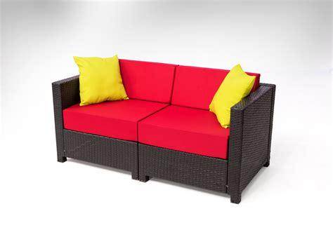 wicker sectional sofa indoor mcombo 9 pcs black wicker patio sectional indoor outdoor