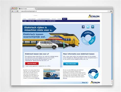 athlon car lease athlon car lease e leasing 187 studio doen creative support and production