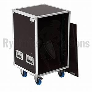 Case De Rangement : flight case de rangement 19 openroad 16u sans tiroir rangements tiroirs flight cases ~ Teatrodelosmanantiales.com Idées de Décoration