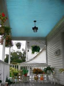 haint blue  traditional paint color   haunted