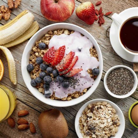 cuisine pour maigrir petit déjeuner pourquoi prendre un petit déjeuner le matin