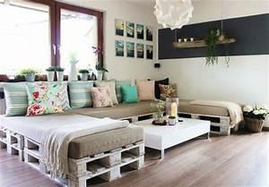 Couch Aus Europaletten : m bel aus paletten 95 sehr interessante beispiele ~ Sanjose-hotels-ca.com Haus und Dekorationen