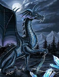 Dark Dragon of Dreams dir by Leah Keeler | More Mystical ...