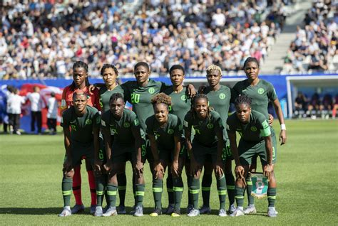 Nigeria Head Home From Fifa Women World Cup After Ending
