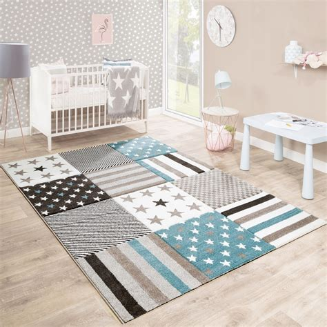 Kinderzimmer Junge Pastell by Children S Rug Nursery Contour Cut Pattern Beige