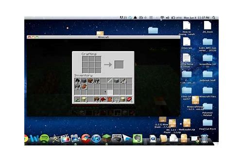 download mod mac minecraft