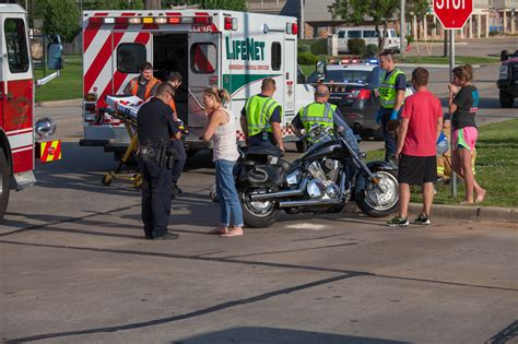 Motorcycle Accident Sends One to Hospital | Texarkana Today