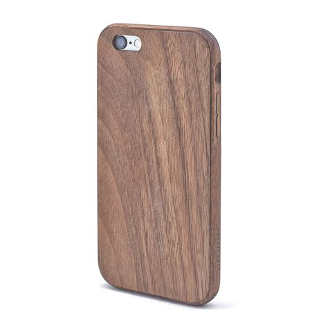wood iphone cases wood iphone 7 se 6 6s plus in walnut by grovemade