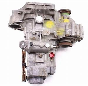 5 Speed Manual Transmission 88-89 Vw Jetta Golf Mk2