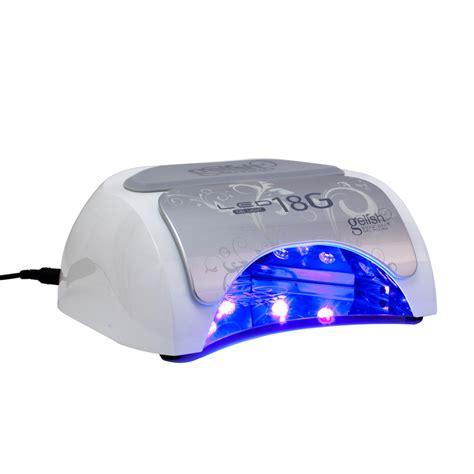 led nail light harmony gelish acrylic gel nail light 18g led l