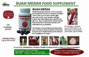 Essensa Naturale - Cebu: BUAH MERAH - Modern Medicine