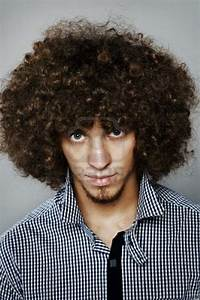 New Long Curly Hairstyles for Men