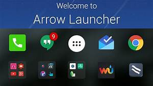 Arrow Launcher for Android! (Beta)