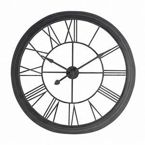 Horloge Murale Maison Du Monde : horloge orangerie maisons du monde ~ Teatrodelosmanantiales.com Idées de Décoration
