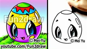 Kawaii - Easy Cute Things to Draw for Beginners - Easter ...