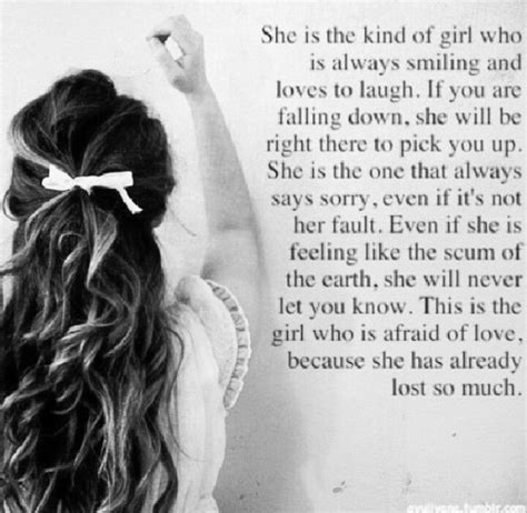 Shes The Kinda Girl Quotes
