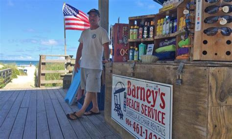 barney s service st augustine fl