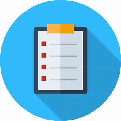 Check Material Office Notepad Education Icon Data