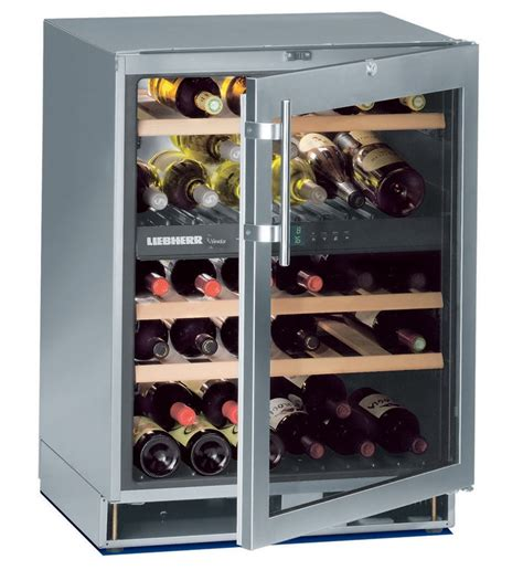 uwtes 1672 encastrable armoire 224 vin vinidor liebherr armoire 224 vin