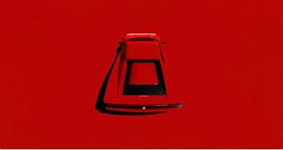 4k Minimal Wallpapers Minimalist Ferrari Cars Desktop