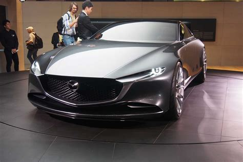 Mazda Vision Coupe Concept Looks Like Sex On Wheels