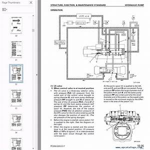 Komatsu Pc200 5 Pc220 5 Workshop Repair Manual Download