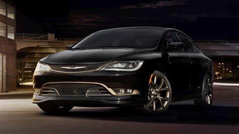 Road Test Review - 2016 Chrysler 200 Limited with Tim ...