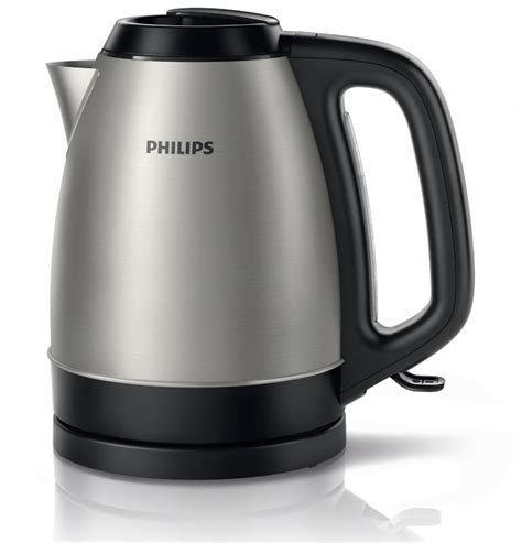 kettle steel stainless philips rust liter 2200w 5l genuine gift electric resistant
