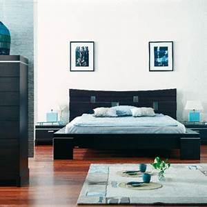 Lit 2 Places Moderne : chambre t te de lit ou bois de lit astuces d co ~ Teatrodelosmanantiales.com Idées de Décoration