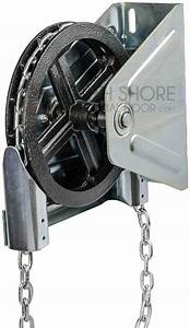 59 Overhead Door Chain Hoist, Roller Shutter Door Manual ...