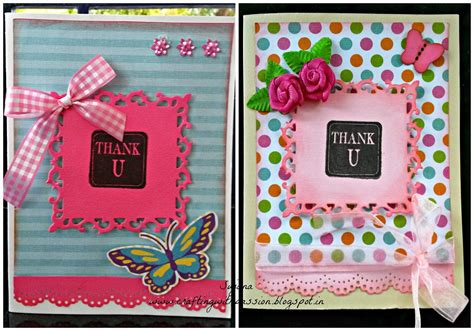 crafting  passion teachers day cards