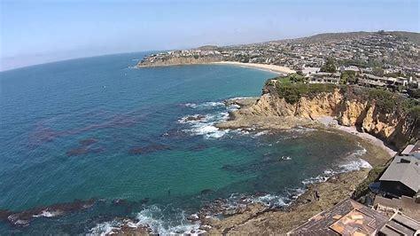 crescent bay emerald bay scenic aerial flight laguna beach ca dji phantom  vision rc