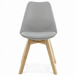 Stuhl Leder Grau : moderner stuhl stil skandinavischen sirene leder grau ~ Indierocktalk.com Haus und Dekorationen