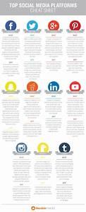 11 social media platforms in 1 infographic - Digital ...